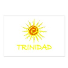 Trinidad Postcards (Package of 8)