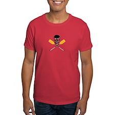 Skull & Cross Oars T-Shirt