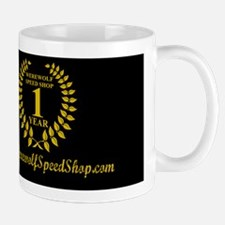 Werewolf Speed Shop - 1 year laptop sle Mug
