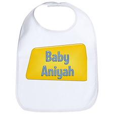 Baby Aniyah Bib