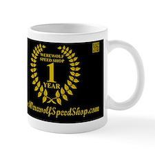 Werewolf Speed Shop - 1 year mousepad Mug
