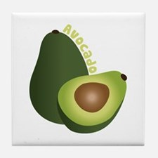 Avocado Tile Coaster