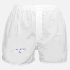 Quadratic Formula Boxer Shorts