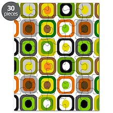 MCM squares 222 Duvet Puzzle