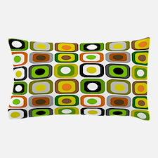 MCM 222 squares BLANKET Pillow Case
