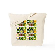 MCM squares 222 Duvet Tote Bag