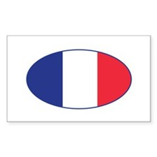 France - Republique francaise Decal