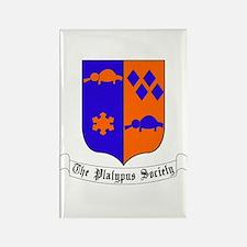 Platypus Society Magnet