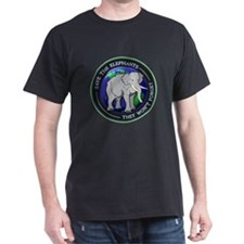 Save The Elephants T-Shirts T-Shirt