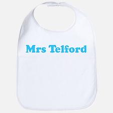 Mrs Telford Bib