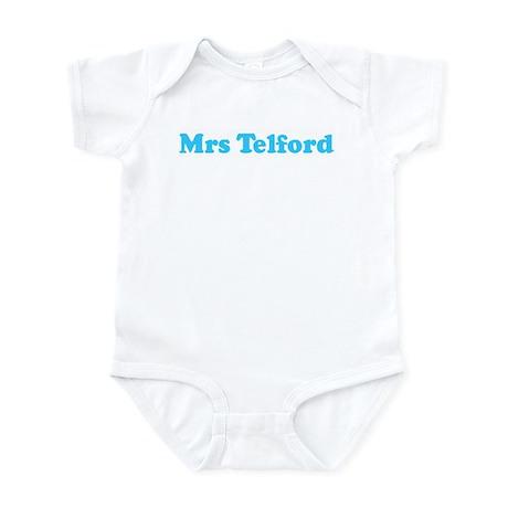 Mrs Telford Infant Bodysuit