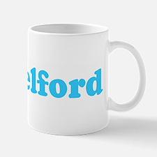 Mrs Telford Mug