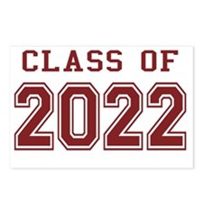 Class of 2022 Postcards (Package of 8)