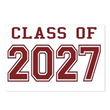 Class of 2027 Postcards (Package of 8)