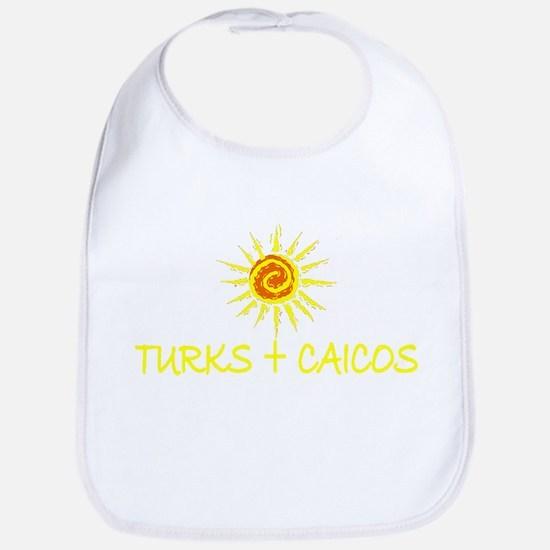 Turks & Caicos Bib
