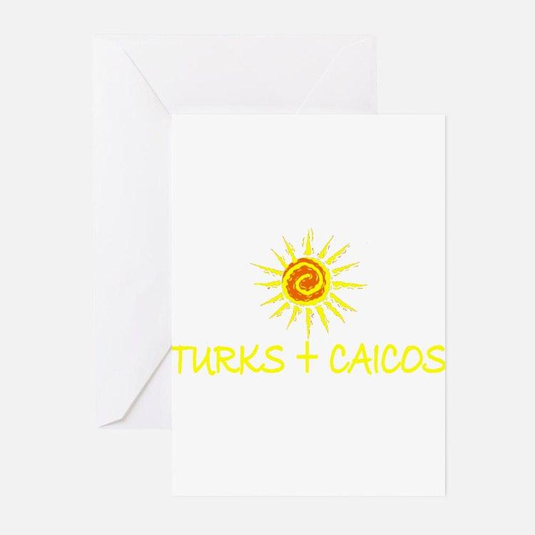 Turks & Caicos Greeting Cards (Pk of 10)