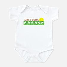 Turks & Caicos Infant Bodysuit