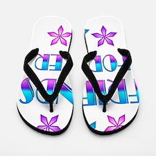 FRIENDS FOREVER Flip Flops