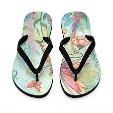 Free Fairy Fantasy Art Flip Flops