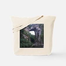 The Natural Bridge, Virginia  Tote Bag