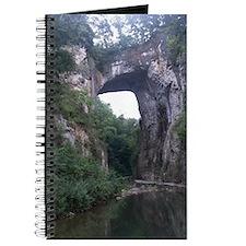 The Natural Bridge, Virginia  Journal