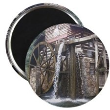 Dollywood Grist Mill Magnet