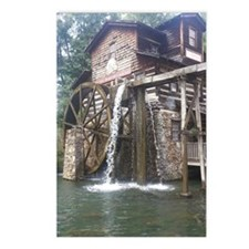 Dollywood Grist Mill Postcards (Package of 8)