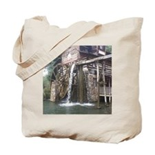 Dollywood Grist Mill Tote Bag