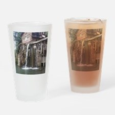 Dollywood Grist Mill Drinking Glass