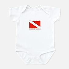 Dive Turks & Caicos Infant Bodysuit