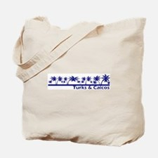 Turks & Caicos Tote Bag