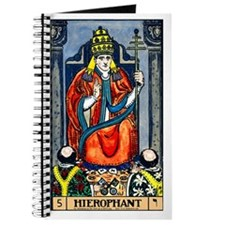 """The Hierophant"" Journal"