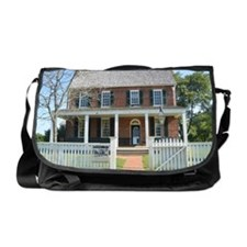 Appomattox Courthouse Historical Sit Messenger Bag