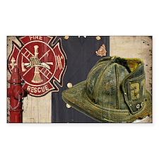 Fireman Decal