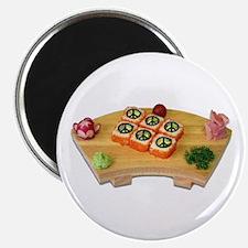 Peace Sushi Magnet