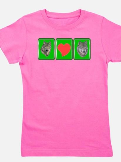 loves Wolfs T-Shirt