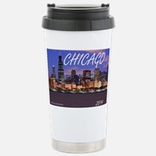 chicago 2014 Travel Mug