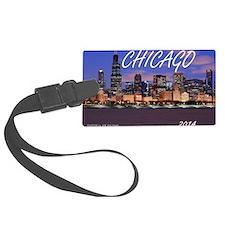 chicago 2014 Luggage Tag