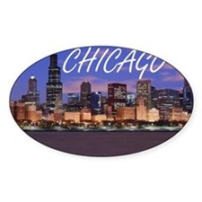 chicago 2014 Decal