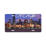 Chicago License Plates