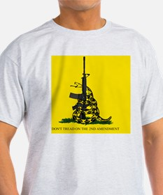 Gadsden Flag - Dont Tread on the 2nd T-Shirt