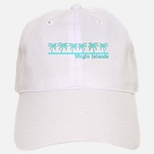 Virgin Islands Baseball Baseball Cap