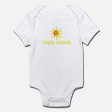 Virgin Islands Infant Bodysuit