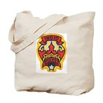 Indio Police Tote Bag