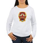 Indio Police Women's Long Sleeve T-Shirt