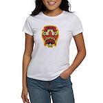 Indio Police Women's T-Shirt
