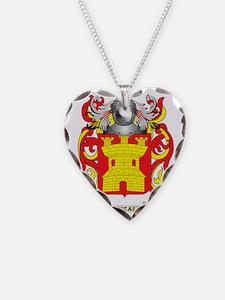 Gonzalez Coat of Arms (Family Necklace