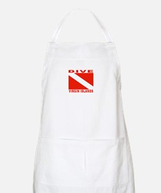 Dive Virgin Islands BBQ Apron