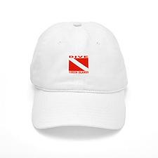 Dive Virgin Islands Baseball Cap