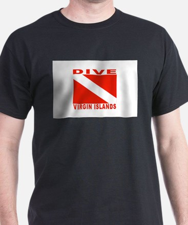 Dive Virgin Islands T-Shirt